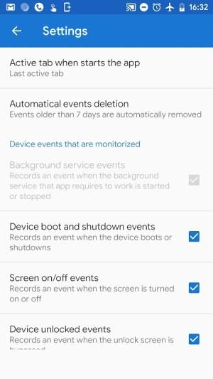 Phone Usage Monitor 0.1.21 Screen 4
