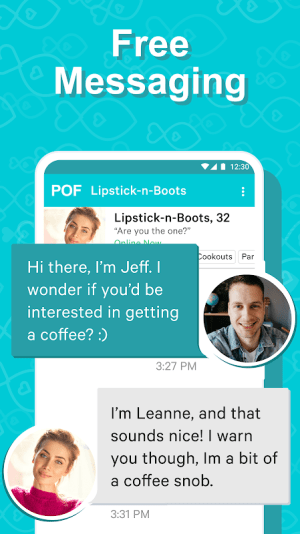 POF Free Dating App 3.99.0.1419117 Screen 2