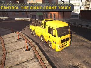 Android City Crane Parking Sim 2014 Screen 6