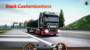 Android Truck Simulator : Europe 2 Screen 4
