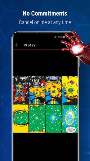 Marvel Unlimited 6.3.0 Screen 12
