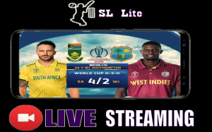 Android SL Lite -Live Cricket & Football App Screen 2