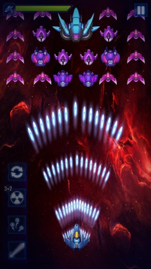Wind Wings: Space Shooter - Galaxy Attack 1.0.10 Screen 1