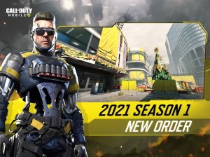 Android Call of Duty®: Mobile Screen 6