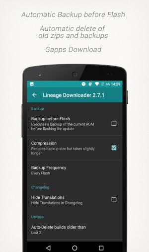 Lineage Downloader Premium 2.7.2 Screen 5