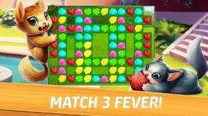 Meow Match: Cats Matching 3 Puzzle & Ball Blast 0.9.1 Screen 9