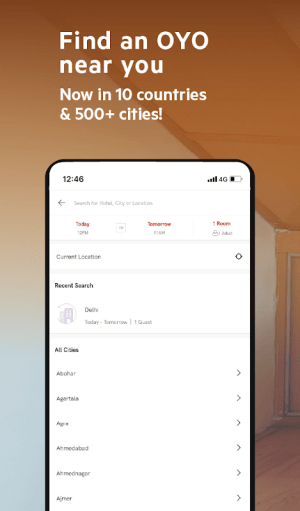 OYO: Book Rooms With The Best Hotel Booking App 5.1.9 Screen 7