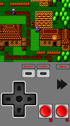 Retro8 (NES Emulator) 1.0.6 Screen 2