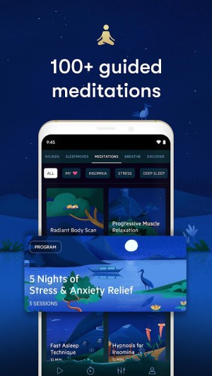 Relax Melodies: Sleep Sounds to Calm & Meditate 7.14.2 Screen 6