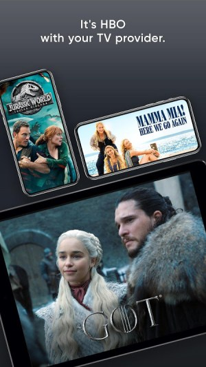 HBO GO: Stream with TV Package 21.0.2.182 Screen 7