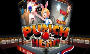 Android Punch Hero Screen 5