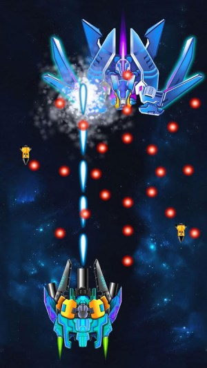 Android Galaxy Attack: Alien Shooter Screen 7