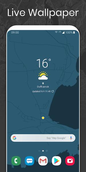 Cartogram - Live Map Wallpapers & Backgrounds 4.3.0 Screen 3
