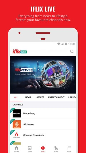 iflix 3.35.0-18361 Screen 3