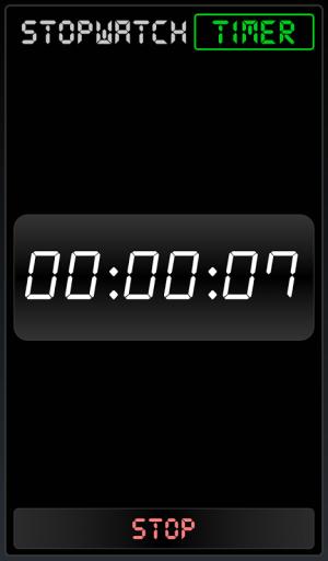 Stopwatch Timer 1.1.0 Screen 3