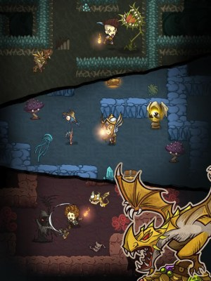 The Greedy Cave 2.5.3 Screen 6