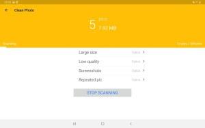 WinZip – Zip UnZip Tool 5.2.1c Screen 7