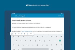 WordPress – Website & Blog Builder 12.2-rc-3 Screen 5