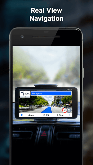 GPS Navigation & Maps Sygic 18.4.2 Screen 13