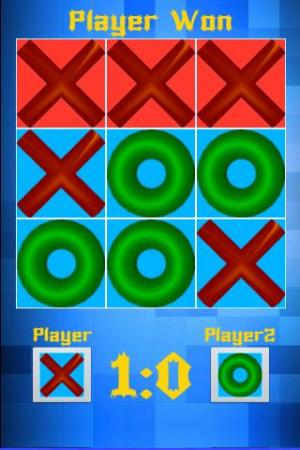 Android Smart Tic Tac Toe Screen 5