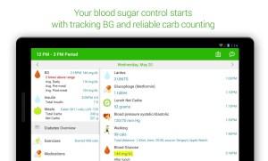 Diabetes & Diet Tracker 5.6.1 Screen 16
