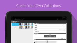 Android Piano Chord, Scale, Progression Companion Screen 8