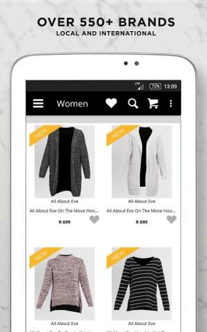 Online Fashion Shopping Zando 1.4.1 Screen 17