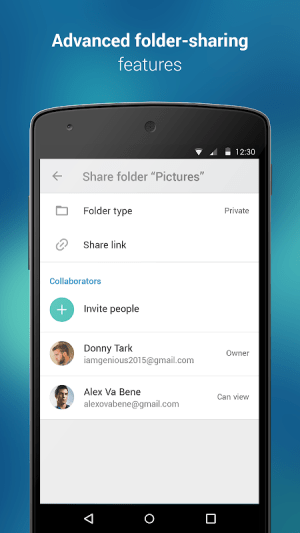Android 4shared Screen 8