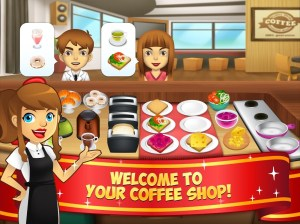 Android My Coffee Shop - Coffeehouse Management Game Screen 5