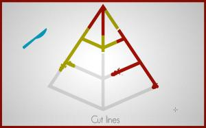 Lines - Physics Drawing Puzzle 1.2.3 Screen 21