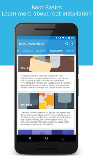 Root Checker 6.4.8 Screen 2