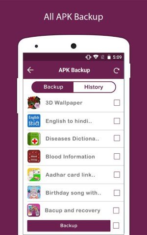 Recover Deleted All Photos, Files And Contacts 3.3 Screen 10