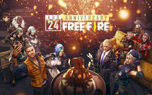 Garena Free Fire - Anniversary 1.39.0 Screen 3