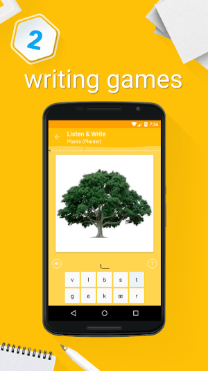 Android Learn Norwegian - 6000 Words - FunEasyLearn Screen 8