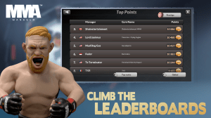 MMA Manager 0.10.2 Screen 4