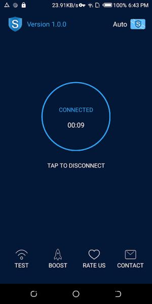 Smart VPN - Free VPN Proxy 2.8.1 Screen 1
