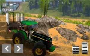Android Cargo Tractor Trolley Simulator Farming Game 2020 Screen 5