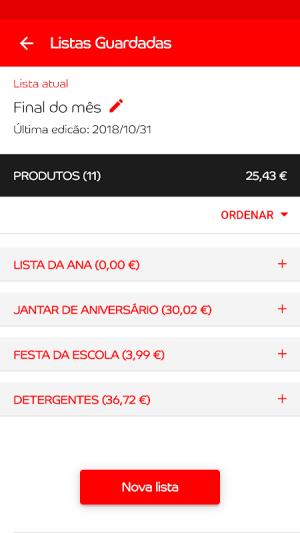 Continente Siga 1.0.100.20190416113745 Screen 4