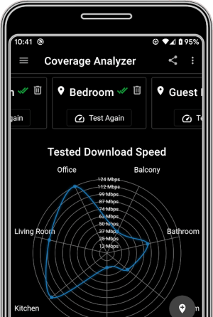 analiti - Speed Test WiFi Analyzer 9.0.27615 Screen 7