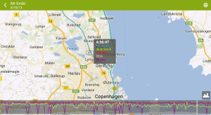 Endomondo Sports Tracker PRO 10.7.1 Screen 1
