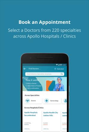 Ask Apollo — Consult Doctors, Order Medicines 3.4.3 Screen 6