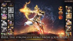 Trials of Heroes: Idle RPG 2.3.6 Screen 1