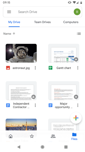 Google Drive 2.19.392.02.73 Screen 13