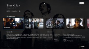HBO Portugal - Android TV 5.9.0 Screen 1