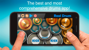 Real Drum - The Best Drum Pads Simulator 8.4 Screen 4