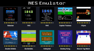 Android Ultimate Nes Emulator Pro Screen 1