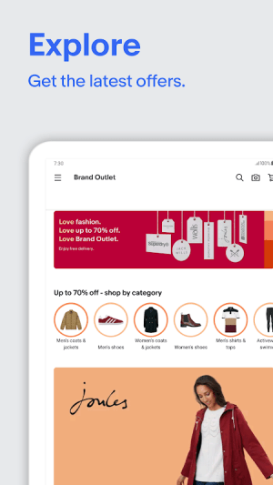 eBay - Your marketplace for buying and selling 6.16.0.5 Screen 8