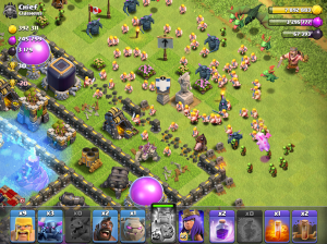 Clash of Clans 11.49.11 Screen 6