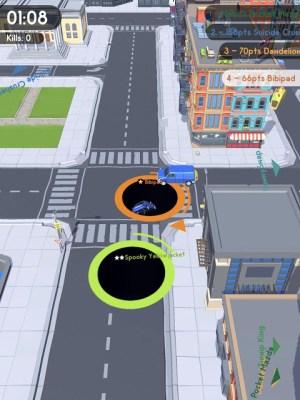 Hole.io 1.10.0 Screen 1