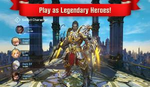 Android Lineage 2: Revolution Screen 1